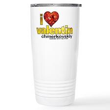 I Heart Valentin Chmerkovskiy Travel Mug