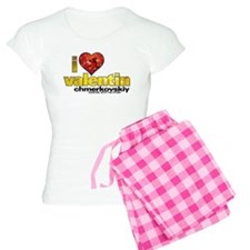 I Heart Valentin Chmerkovskiy Women's Light Pajama