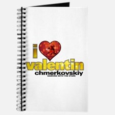 I Heart Valentin Chmerkovskiy Journal