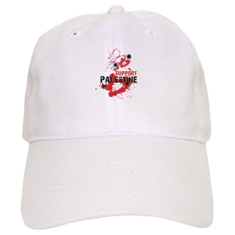 Support Palestine bullet Cap