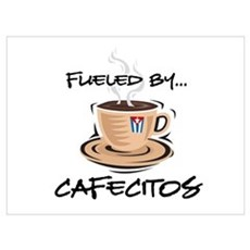 Fueled by Cafecitos Poster