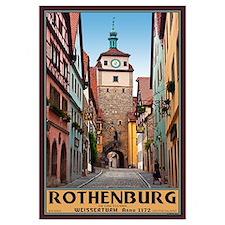 Rothenburg Weisserturm