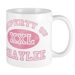 Property of Shaylee Mug