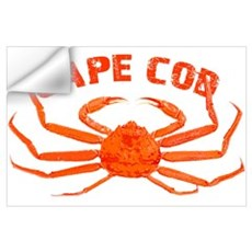 Cape Cod Crab Wall Decal