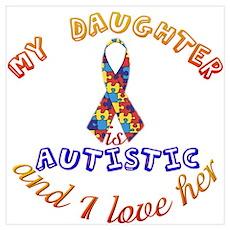 Autistic Daughter Poster