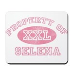Property of Selena Mousepad