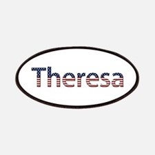 Theresa Stars and Stripes Patch