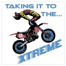 Taking It To The Xtreme Poster