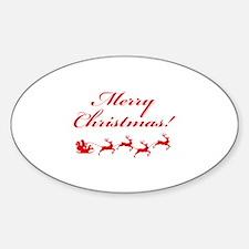 Merry Christmas ! Decal