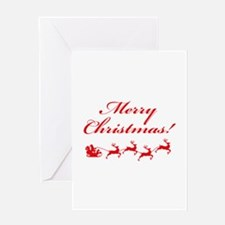 Merry Christmas ! Greeting Card