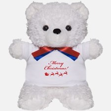 Merry Christmas ! Teddy Bear