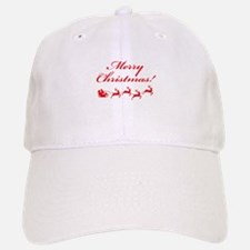 Merry Christmas ! Baseball Baseball Cap