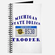 Michigan State Police Journal