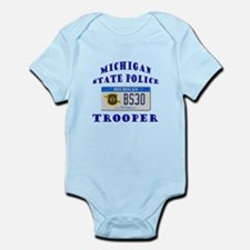 Michigan State Police Onesie