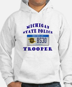 Michigan State Police Hoodie