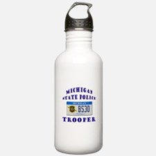 Michigan State Police Water Bottle
