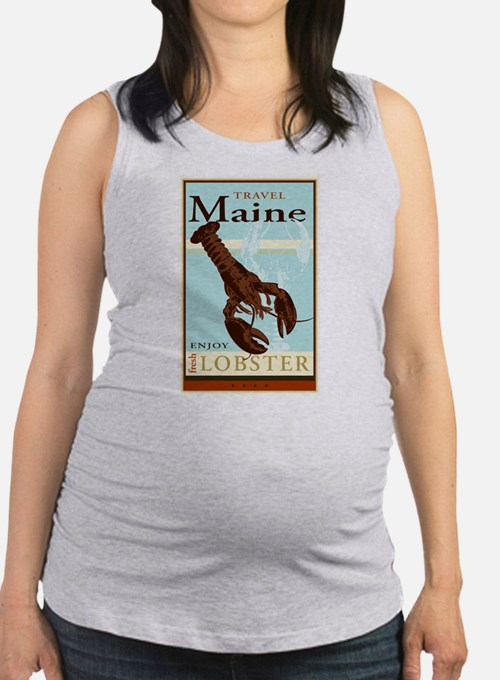 Travel Maine Tank Top