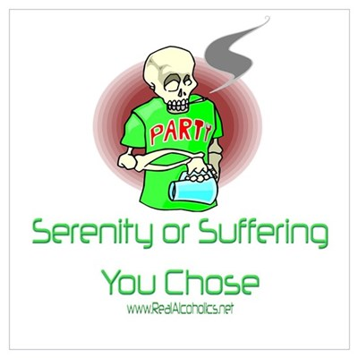Serenity or suffering Canvas Art