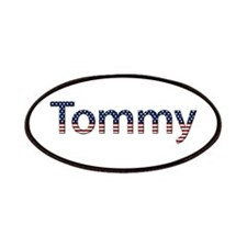 Tommy Stars and Stripes Patch