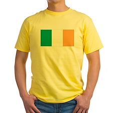 Unique Flag of ireland T