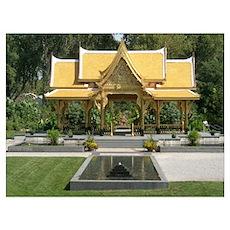 Thai Pavilion Poster