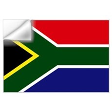 South African flag Wall Decal