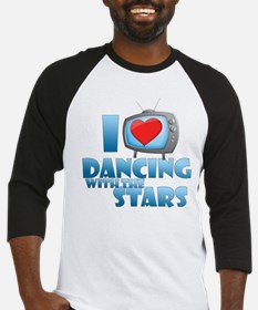 I Heart Dancing with the Stars Baseball Jersey