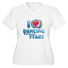 I Heart Dancing with the Stars T-Shirt