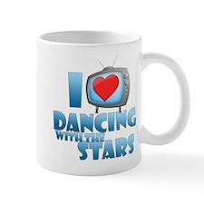 I Heart Dancing with the Stars Mug