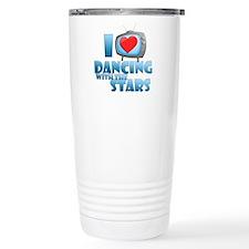 I Heart Dancing with the Stars Travel Mug