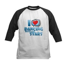 I Heart Dancing with the Stars Tee
