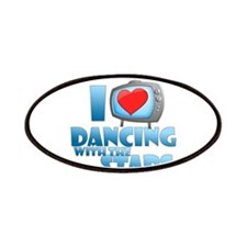 I Heart Dancing with the Stars Patches