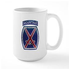 10th Mountain Division Vintag Mug