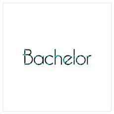 GB - Bachelor Poster