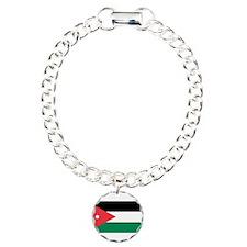 Cute Jordan Charm Bracelet, One Charm