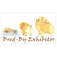 Bred-By Exhibitor Pom Poster
