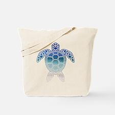 Cool Sea turtle Tote Bag