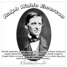Ralph Waldo Emerson 02 Poster