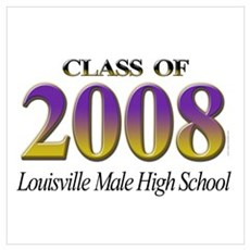 Louisville Male Poster