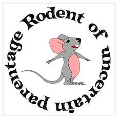 Rat Bastard Poster