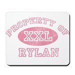 Property of Rylan Mousepad