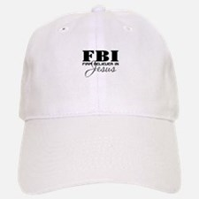 Firm Believer in Jesus Baseball Baseball Cap