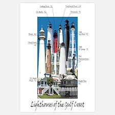 Lighthouses of the Gulf Coast
