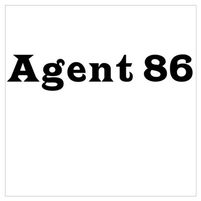 Agent 86 Poster