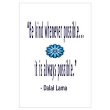 BE KIND DALAI LAMA QUOTE