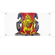14th Infantry - Vintage Banner