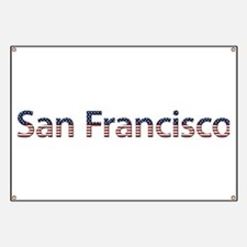 San Francisco Stars and Strip Banner