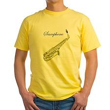 Saxophone T