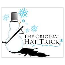 original hat trick Poster