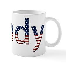 Sandy Stars and Stripes Mug
